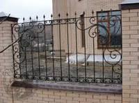 Ковані паркани та огорожі