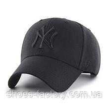 Кепка унісекс 47 Brand Mvp Ny Yankees Snapback (B-MVPSP17WBP-BKB)