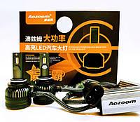 LED светодиодные авто лампы Aozoom L8, HB4, 9006, 5500K, 7600 Люмен, 90 Вт, 9-18В CANBUS, фото 1