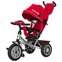 Детский трёхколёсный велосипед Camaro, «Tilly» (T-362/2), цвет Red (красный)