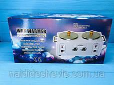 Воскоплав DOUBLE WAX WARMER, фото 2