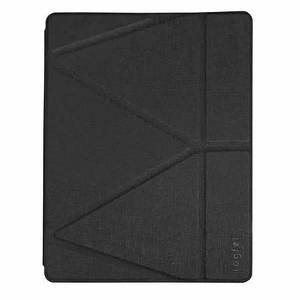 """Чехол Origami Case для iPad Pro 12,9"""" (2018/2019) Leather embossing black"""