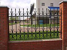 Ковані огорожі для приватного будинку