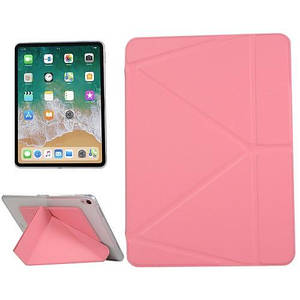 "Чохол Origami Case для iPad Pro 9,7""/ 9,7"" (2017/2018)/ Air/ Air2 pink leather"