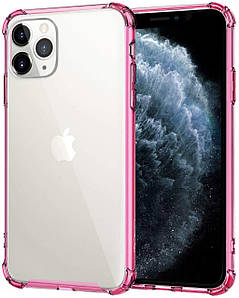 Чохол накладка для iPhone 11 Pro Simple Pure Angle Pink