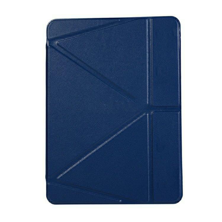 "Чохол Origami Case для iPad Pro 12,9"" (2018/2019) Leather embossing dark blue"