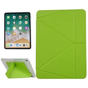 "Чохол Origami Case для iPad Pro 9,7""/ 9,7"" (2017/2018)/ Air/ Air2 leather lime green"