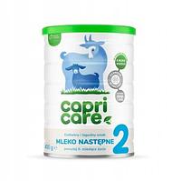 Capricare 2 Детская смесь на основе козьего молока 400 г