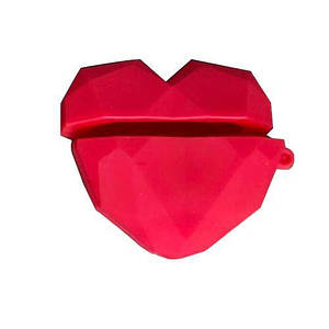 Чехол для AirPods PRO toys Love red