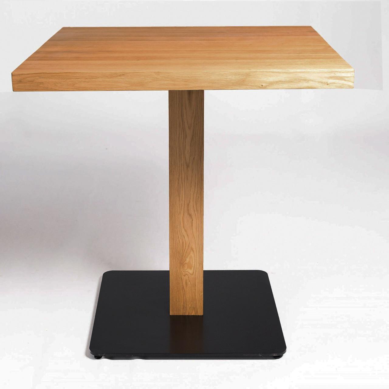 Меблі для кафе: дерев'яний столик для ресторану кафе