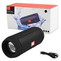 Bluetooth-колонка JBL CHARGE MINI II+, c функцией speakerphone, радио, black, фото 1