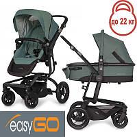Детская универсальная коляска 2 в 1 EasyGo Soul Air Agava 2021