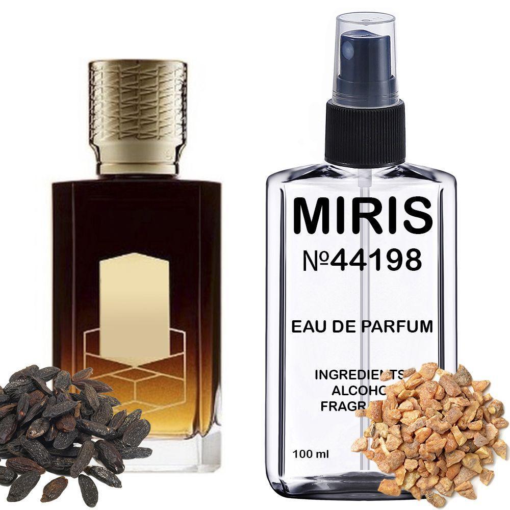 Духи MIRIS №44198 (аромат похож на Ex Nihilo Night Call) Унисекс 100 ml