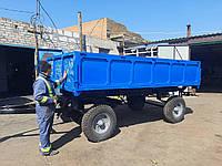 Реставрация и ремонт тракторных прицепов, кузовов грузовых автомобилей
