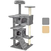 Ігровий комплекс для кішок AVKO Sissy кігтеточка, будиночок, дряпка