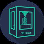 Печать 3D форм, вырубок