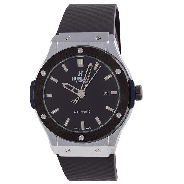 Часы мужские Hublot Classic Fusion Silver