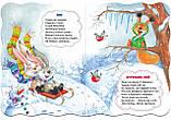 Розвивальні книжки на картоні Про природу і погоду, фото 4