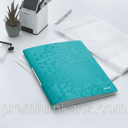 Папка для документів з файлами, 20 файлів LEITZ WOW