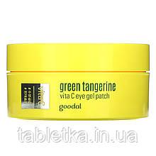 Goodal, Green Tangerine, Vita C Eye Gel Patch, 2.53 oz (72 g)