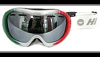 Маска - очки горнолыжная Hi - Tec Italy ( со сменными линзами )., фото 1