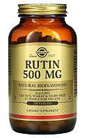 Solgar Rutin 500 250 mg Tablets, фото 1