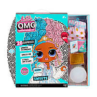 L.O.L. Surprise! Кукла ЛОЛ Сюрприз ОМГ Сахарок Леди Конфетка LOL Surprise OMG BFFs Sweets 572763, фото 6