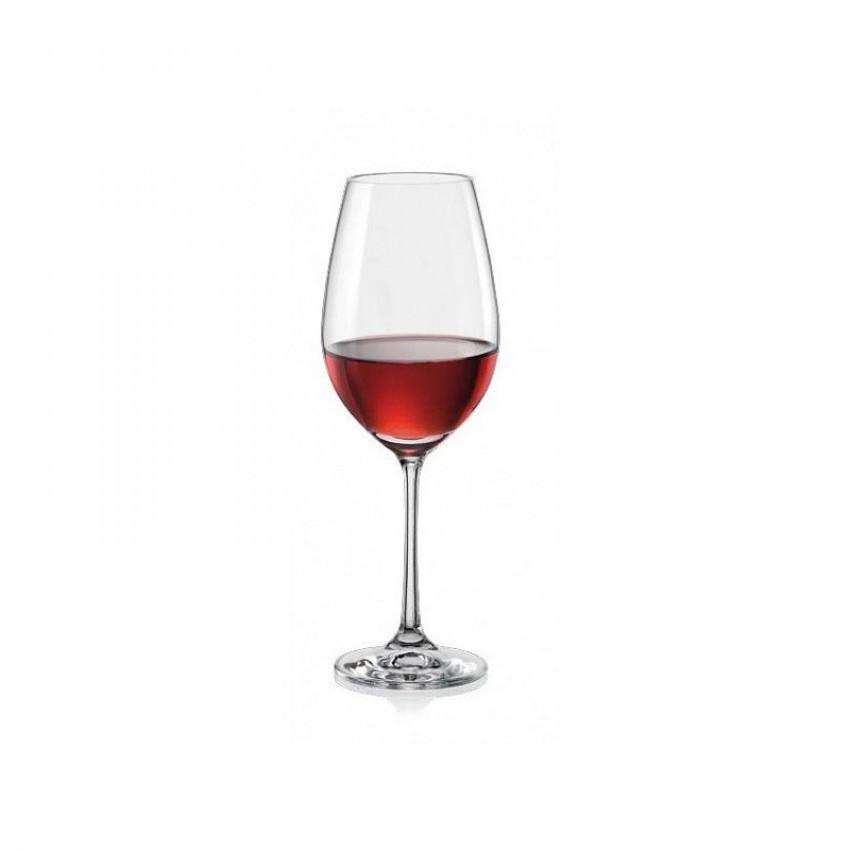 Набор бокалов Bohemia Viola 350 мл для вина 6 шт 40729 350 BOH