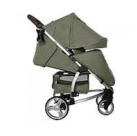 Прогулянкова коляска Carrello Vista CRL-8505 Olive Green в льне