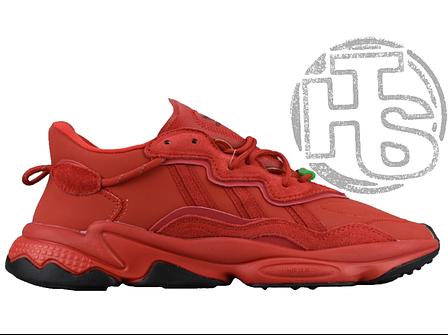 Мужские кроссовки Adidas Ozweego Red EE7000, фото 2