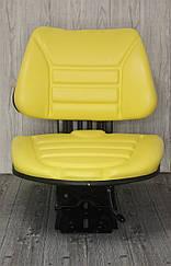 Сидіння тракторне універсальне МТЗ,ЮМЗ,Т-40,Т-25,Т-16(жовте)