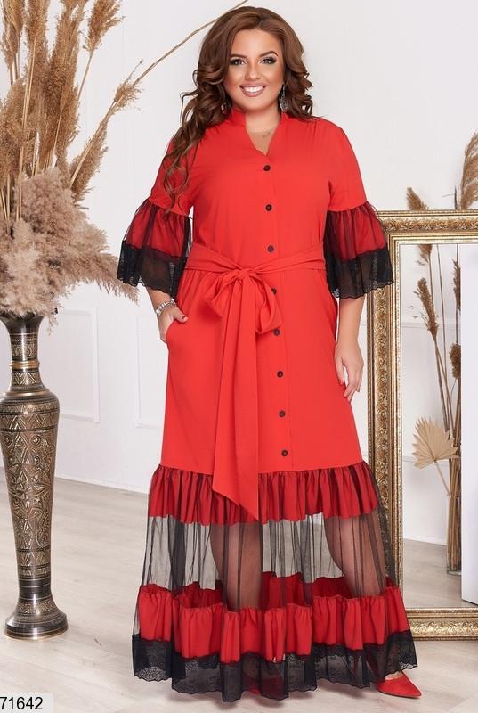 Платье 71642