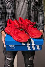 Мужские кроссовки Adidas Ozweego Red EE7000, фото 3