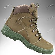 Військова зимове взуття / армійські, тактичні черевики ОМЕГА (оливковий), фото 2