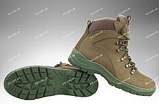 Військова зимове взуття / армійські, тактичні черевики ОМЕГА (оливковий), фото 3