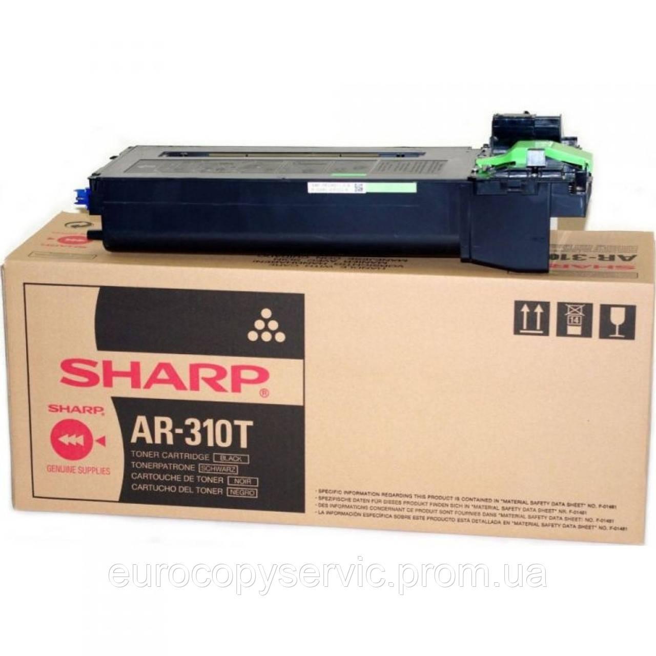 Картридж Sharp AR310T Black (AR310LT) Original