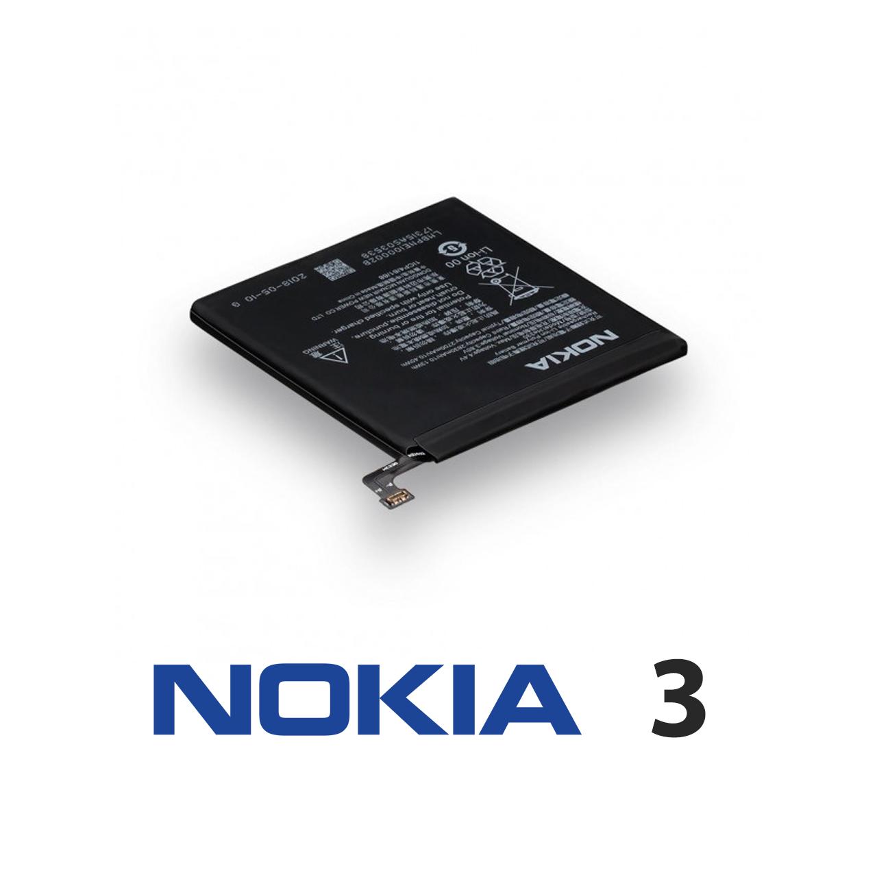 Аккумулятор Nokia 3 (HE330), батарея нокиа нокия не330