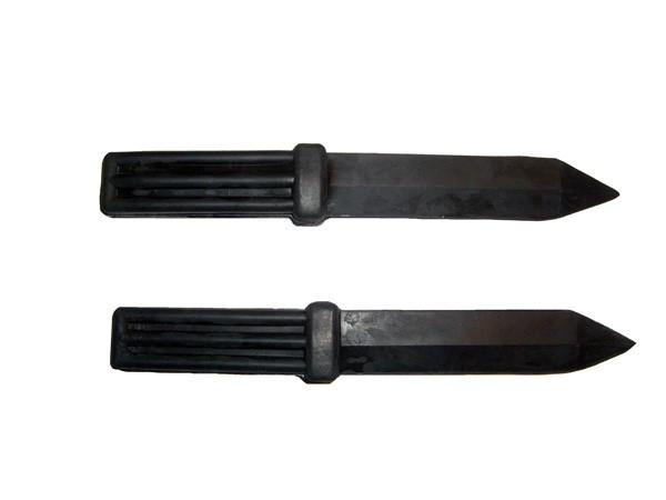 Нож резиновый тренировочный (муляж) 26,5см