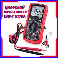 Мультиметр UNI-T UT70A Тестер измерительный Цифровой мультиметр Мультиметр универсальный UNI-T UT70A
