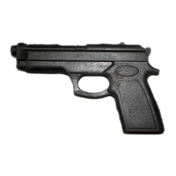 Пістолет тренувальний гумовий (муляж).