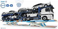 Ножничный сдвоенный подъемники OMCN Art. 912/912/913/913 для грузовых автомобилей