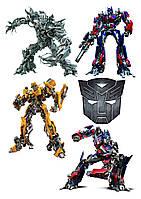Вафельная картинка трансформеры 200664