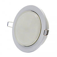 Світильник діодний LED LI53 WH білий 4500К, фото 1