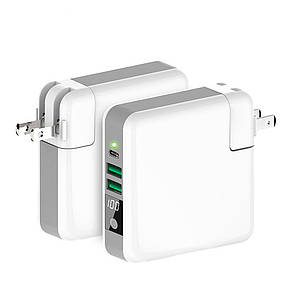 Зарядное устройство Super Charger (Type C Output + Wireless Powerbank 6700mAh), фото 2