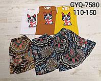 Комплект для дівчаток Glo-Story, 110-150 pp. Артикул: GYQ7580