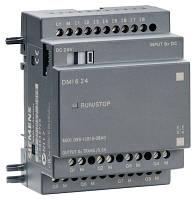 6ED1055-1CB10-0BA0 LOGO! DM16 24 Дискретный модуль расширения LOGO!