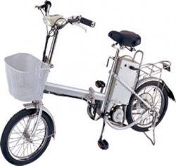 Дитячий електричний велосипед HL-E28 витриный