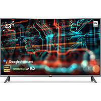 """4K телевизор, Смарт ТВ, с Wi-Fi 3840 x 2160 телевизор Xiaomi (ксиоми) 43"""" HDR ксиоми Mi TV UHD 4S 43"""""""