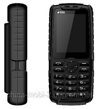 Противоударный телефон LAND ROVER XP3500 - 2 Sim  12000 mAh power bank
