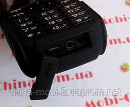 Противоударный телефон LAND ROVER XP3500 - 2 Sim  12000 mAh power bank , фото 2